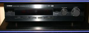 Yamaha DSP-E800 AV Processor/Amplifier