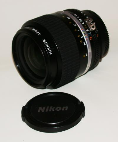 Nikkor AI-S f1.4/35mm
